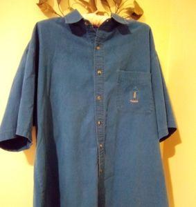 Vintage Bugle Boy Short Sleeve Shirt